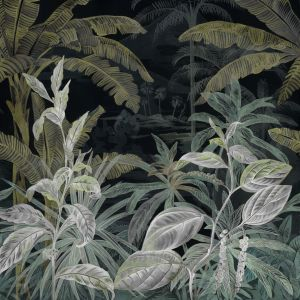 Marka Casamance, kolekcja Manila (wzór Olea Noir)