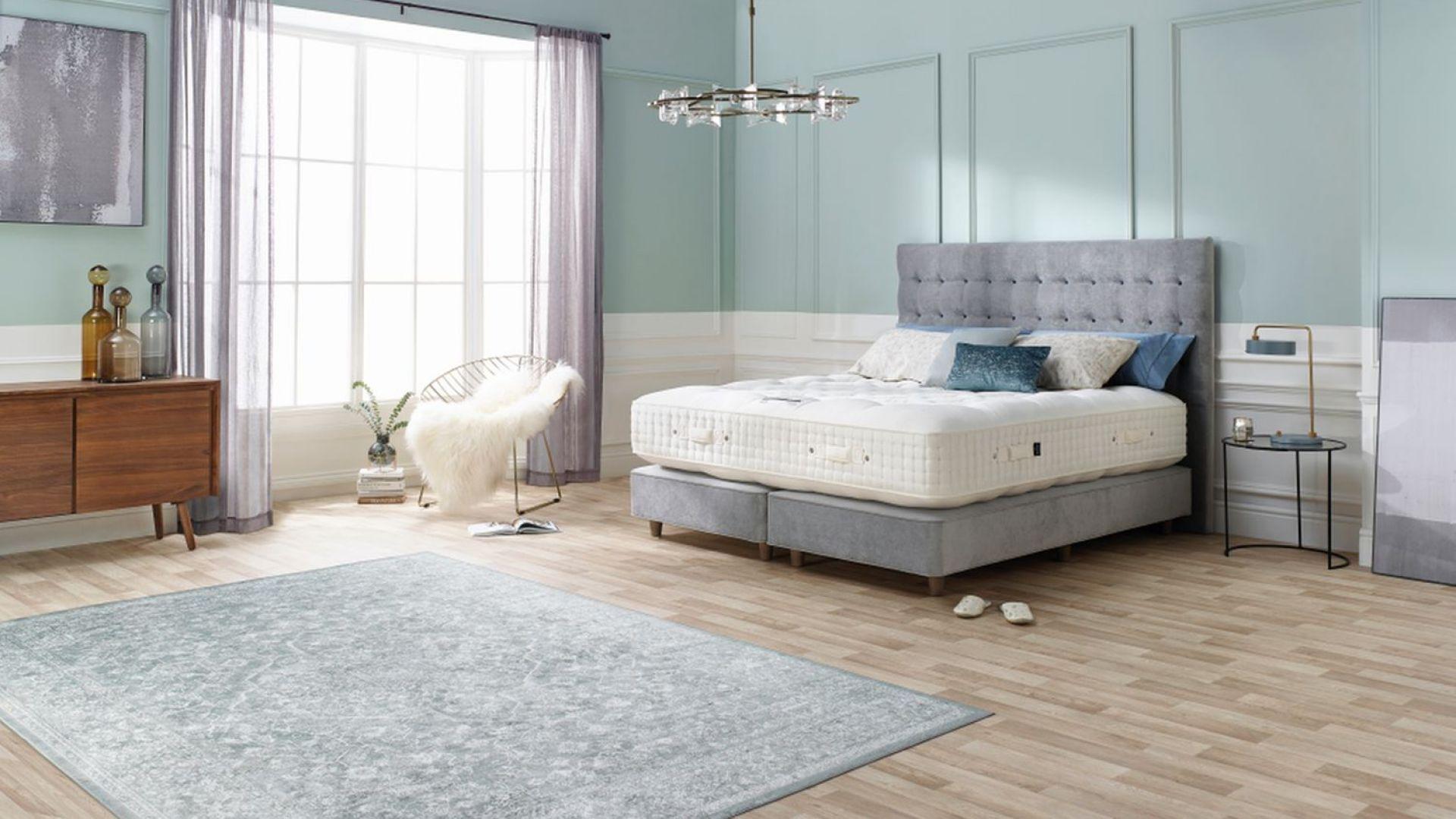 Materac brytyjskiej marki Somnus. Fot. Home and Hotel Solutions
