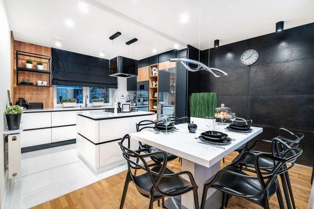 Elegancka i nowoczesna - przedstawiamy kolejny z projektów kuchni nagrodzonych w naszym redakcyjnym konkursie Kuchnia - Studio Roku 2020. Czy ten projekt skradnie wasze serca?