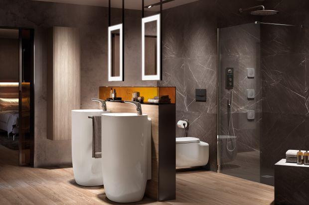 Nowe stelaże zapewniają, iż w łazience jest bardziej komfortowo, higienicznie i ekologicznie. Wraz ze stelażami oferowane są najbardziej popularne przyciski, w tym nowe np. w kolorze matowy brąz, idealne do kolorowej ceramiki.