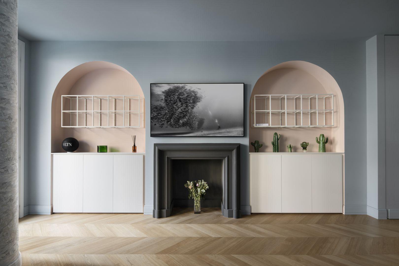 Niesamowite mieszkanie w sercu Porta Romana. Tak wygląda stylowy apartament po remoncie. Fot. Aran Cucine Altaguardia Ph. Credits Luca Argenton