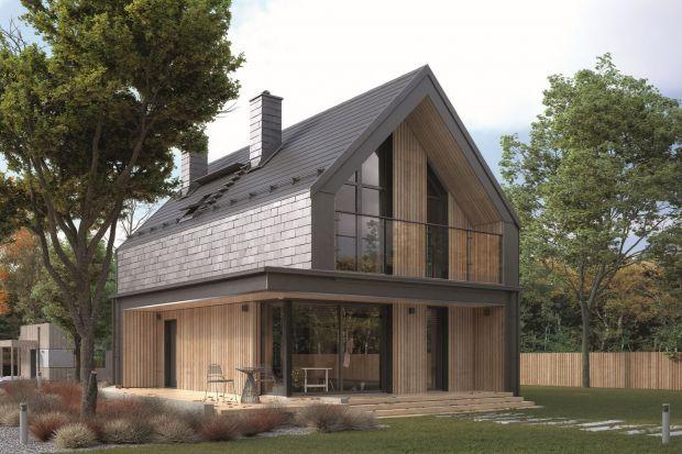 Popularnym trendem w budownictwie jednorodzinnym jest wznoszenie budynków w typie stodoły. Lekkości takim budynkom nadają duże przeszklenia, doświetlające wnętrza, zaprojektowane najczęściej od południowej strony. Domy w typie stodoły zazwycza