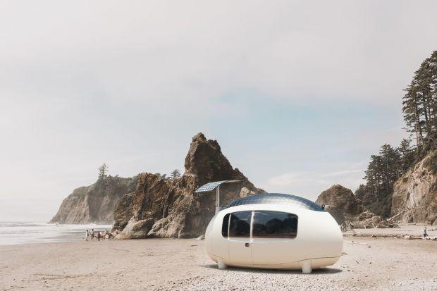 Ekokapsuła: czy to pomysł na mieszkanie przyszłości?