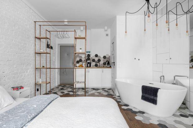 Małe mieszkanie - jak je urządzić? To pytanie zadają sobie wszyscy posiadacze małych metraży. Kluczem jest przemyślenie każdego centymetra małej przestrzeni! Zobaczcie pomysły architektów wnętrz.