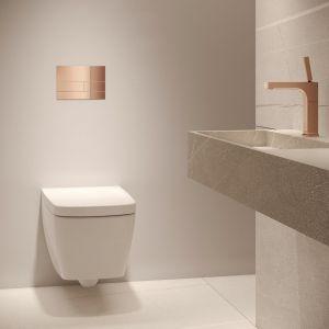Nowoczesny romantyzm – odkrywamy nowe oblicze łazienki. Fot. tece