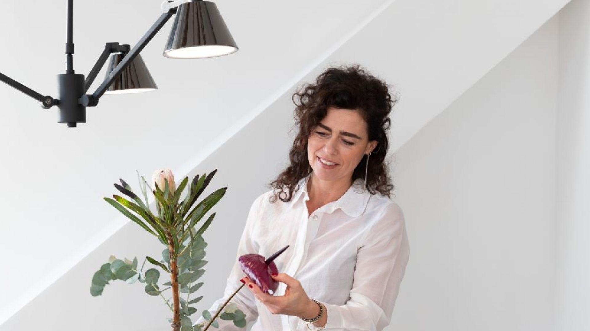 Caroline van Velze, współzałożycielka i dyrektor kreatywna Zuiver