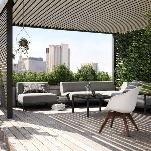 Balkon i taras marzeń - modne meble outdoorowe. Fot. BoConcept