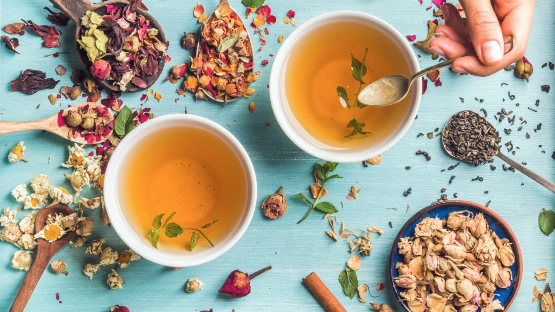 Herbata źródłem pozytywnej energii fot. English Tea Shop Polska