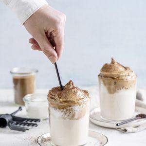 Kawa po koreańsku, Dalgona coffee Classic Fot. Thermomix.