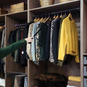 Porządek w szafie – jak go wprowadzić? Fot. Rejs
