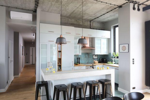 Kuchnia z jadalnią: 12 pomysłów na bar w kuchni