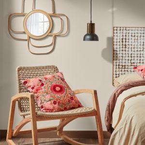 Taniska - bujany fotel z drewna eukaliptusa marki La Forma/Bonami.pl