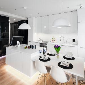 Wyspa w kuchni - najlepsze realizacje architektów. Projekt Joanna Scott, Małgorzata Muc. Fot. Bartosz Jarosz