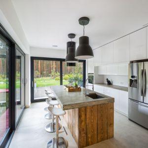 Wyspa w kuchni - najlepsze realizacje architektów. Projekt Modelina
