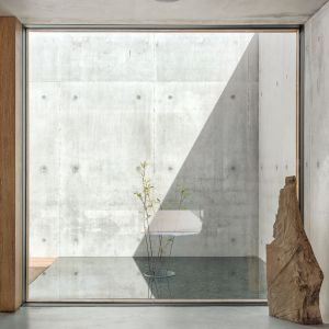 Projekt domu: Studio de.materia, główny architekt: Adam Wysocki. Zdjęcia: Tom Kurek