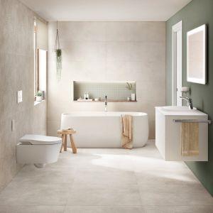 In-Wash® Inspira to łatwa w obsłudze, zaawansowana technologicznie, intuicyjna toaleta myjącą, która zapewnia idealną higienę i najwyższy komfort. Roca