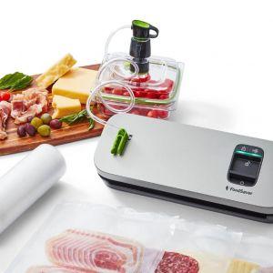 Kompaktowy system pakowania próżniowego FoodSaver