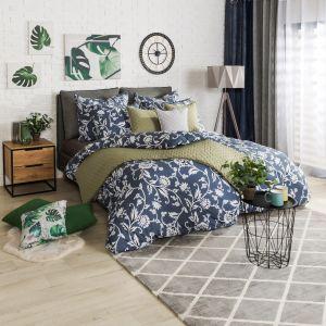 Kolorowa pościel - żywe akcenty w sypialni. Fot. Agata