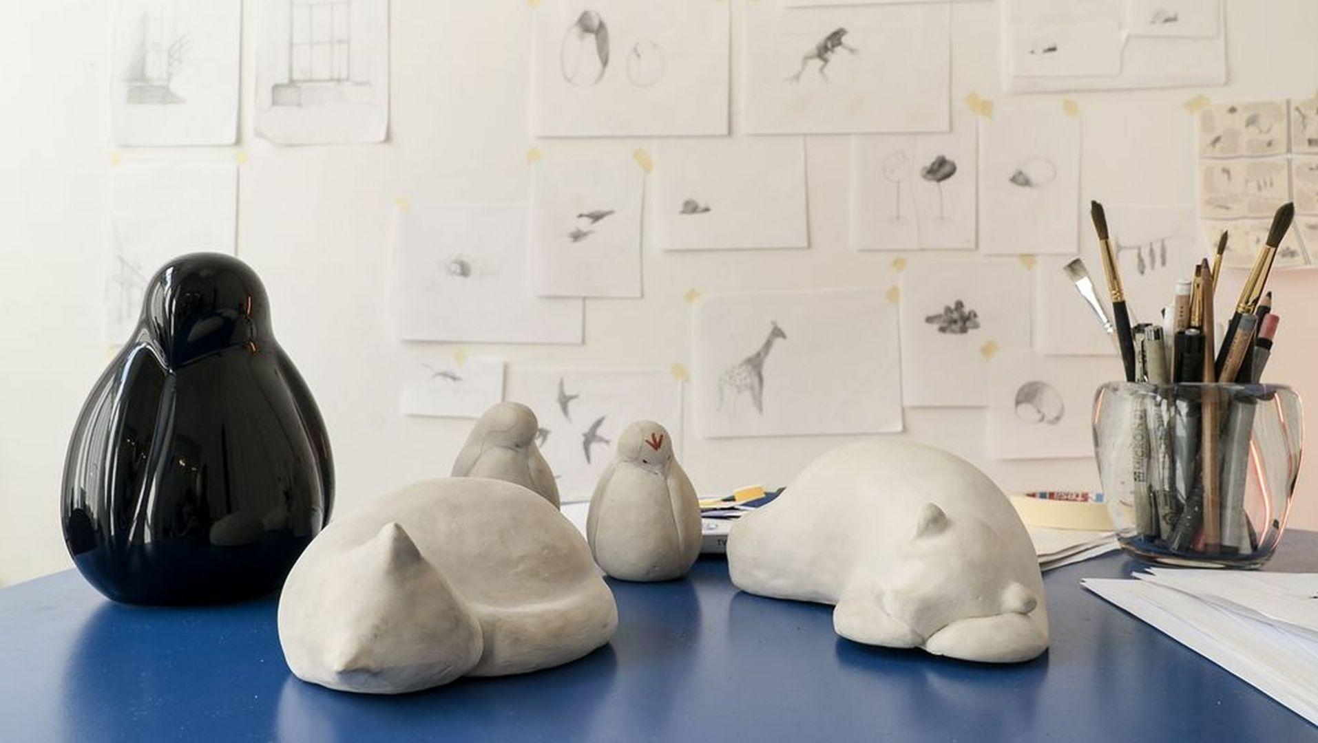 Resting Animals to cudowna kolekcja mebli i dodatków szwedzkiej grupy projektowej Front dla marki Vitra. Fot. Vitra