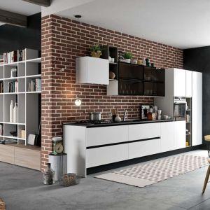 Meble do nowczesnej kuchni Mia dostępne w ofercie firmy Aran Cucine. Fot. Aran Cucine