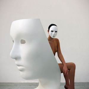 Zjawiskowy fotel Nemo zaprojektował Fabio Novembre dla marki Driade. Fot. Driade