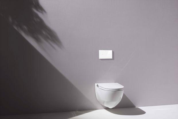 Toaleta myjąca Riva jako jedyna na rynku oferuje czyszczenie termiczne urządzenia i można ją łączyć z eleganckim bezdotykowym przyciskiem spłukującym. To tylko niektóre propozycje, aby zwiększyć bezpieczne i higieniczne użytkowanie w toalecie