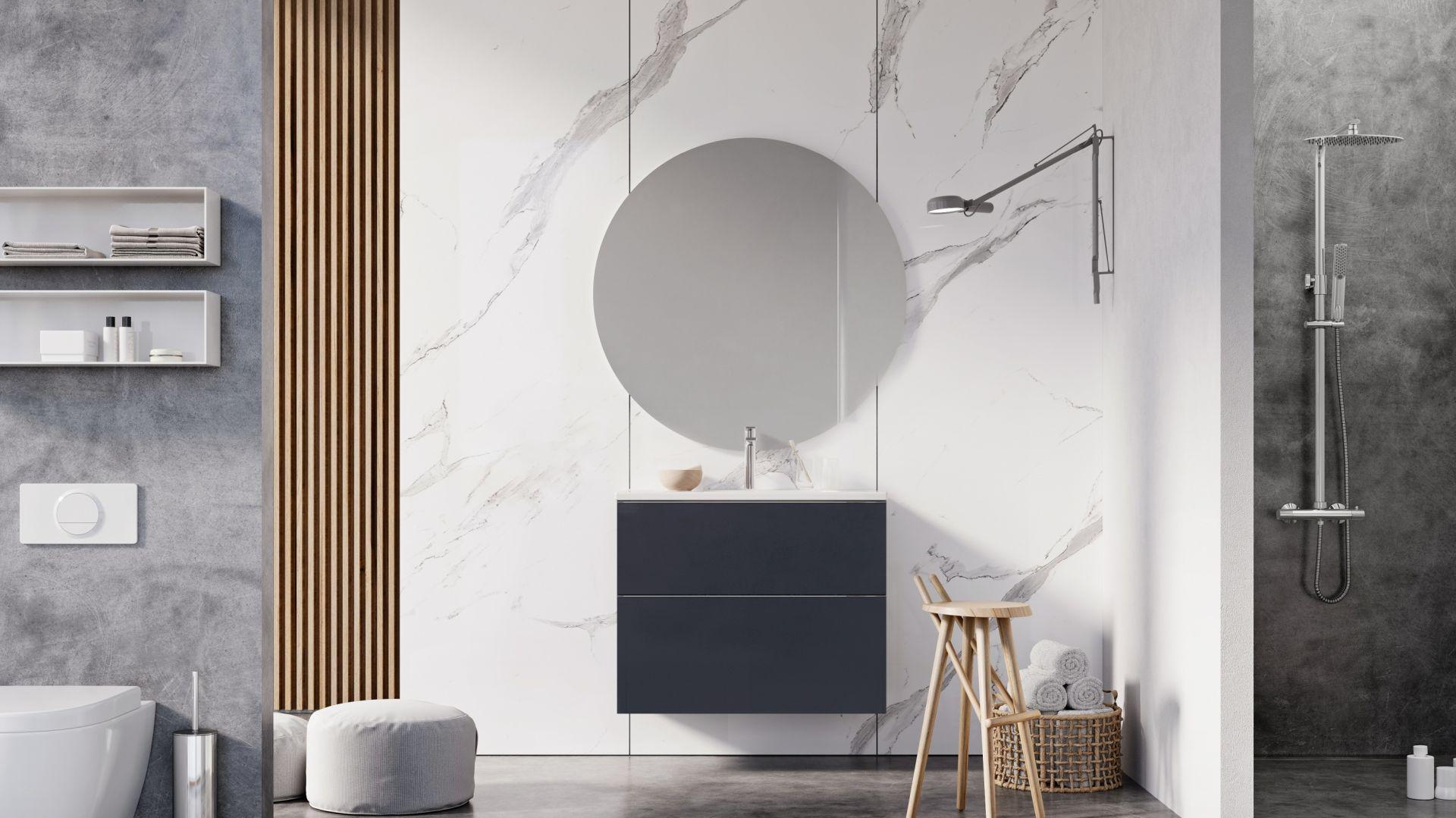 Kolekcja mebli łazienkowych Look marki Elita