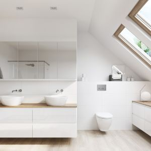 Kolekcja mebli łazienkowych Moduo marki Cersanit