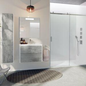 Kolekcja mebli łazienkowych ronda marki Roca
