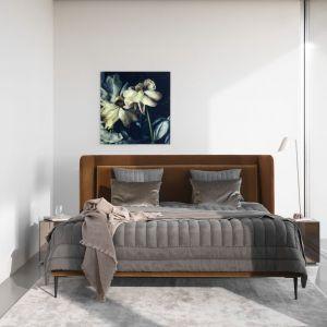 Meble do sypialni: na zdjęciu łóżko Austin z oferty firmy BoConcept. Fot. BoConcept