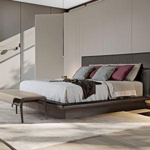 Meble do sypialni z kolekcji Vine dostępne w ofercie firmy  włoskiej marki Turri. Fot. Turri