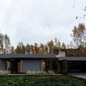 Kolejna realizacja RE: STARK HOUSE projektu architekta Marcina Tomaszewskiego z pracowni REFORM Architekt powstanie w Tuszynie. Wizualizacje: REFORM Architekt