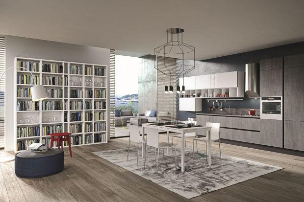 Projektowanie kuchni stale ewoluuje w poszukiwaniu innowacyjnych materiałów, które dają oszałamiające efekty wizualne.
