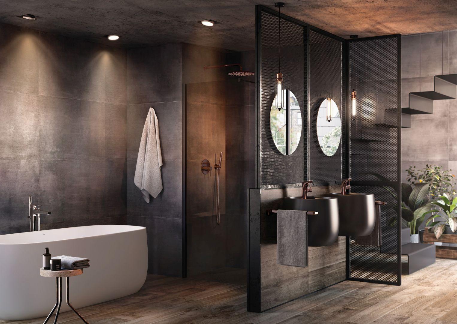 Beyond to ekskluzywna kolekcja ceramiki łazienkowej obejmująca umywalki, podwieszane miski WC, bidety i wanny teraz dostępna w modnej czerni. Roca