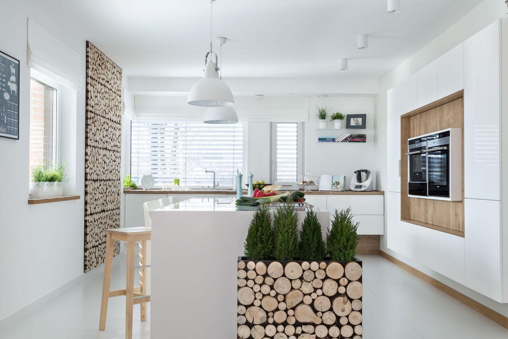 Biała zabudowa kuchenna - 12 pomysłów na urządzenie. Fot. Meble Vigo