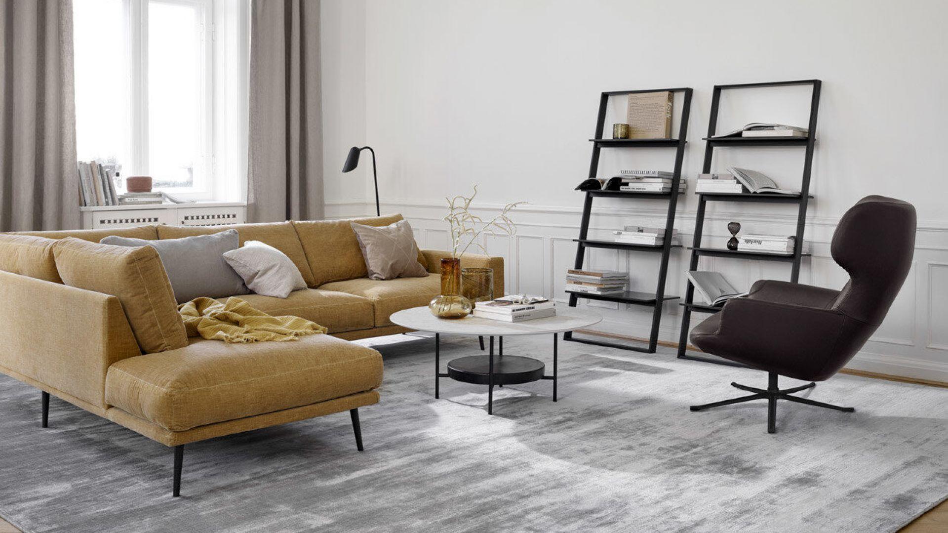 Top 10: szare dywany do wnętrz. Zobacz nowości z polskich