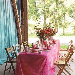 Lato 2020 w domu: najpiękniejsze pomysły na letnie aranżacje, inspiracje, galeria zdjęć. Fot. Ceramika Bolesławiec