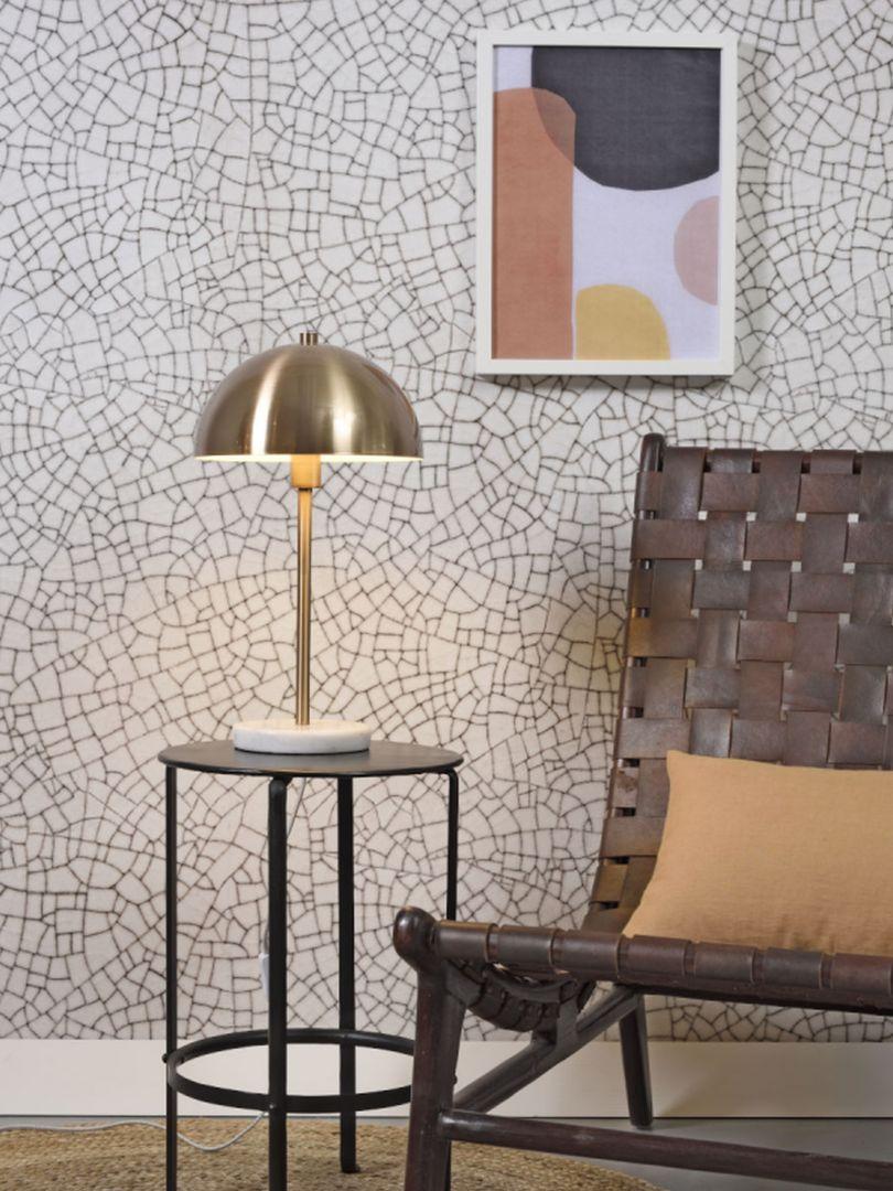 Must have: lampy w złotym kolorze Fot. Toulouse ItsAboutRomi Dutchhouse