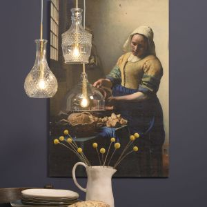 Must have: lampy w złotym kolorze Fot. Brussels It'sAboutRomi Dutchhouse.pl