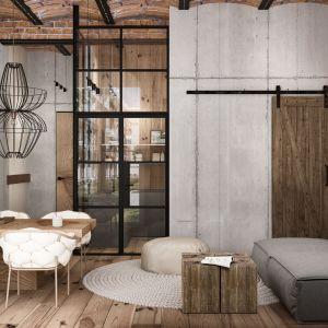 Wnętrza w stylu loft. Zobacz 20 niesamowitych zdjęć. Projekt Nowa Papiernia