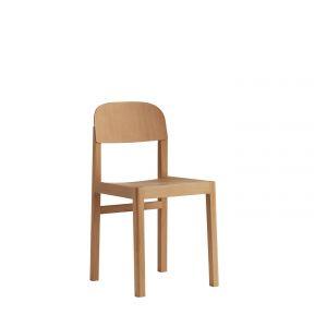Krzesło Workshop powstało dla marki Muuto.