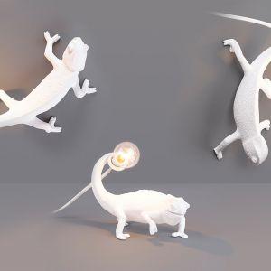 Lampa Chameleon. Marka: Seletti