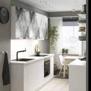 Meble do kuchni - 15 świetnych kolekcji, które sprawdzą się w bloku. Fot. IKEA