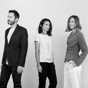 Projektanci lamp: Filip Despot, Ivana Pavic i Tihana Taraba