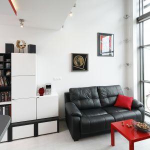 Bardzo mały salon w bloku. 12 pomysłów na urządzenie