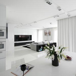 Białe wnętrza: 25 aranżacji dla każdego. Projekt Małgorzata Muc, Joanna Scott.