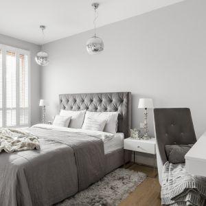 Tapicerowany zagłówek - klasyczny czy nowoczesny? 10 pomysłów na łóżko do sypialni. Projekt Studio Maka