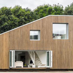 WFH House - projekt z pracowni Arcgency. Lokalizacja: Chiny. Zdjęcia: Jens Markus Lindhe. Źródło: https://arcgency.com/wfh-house