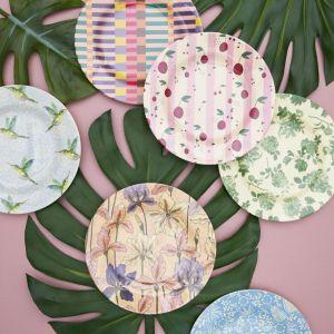 Naczynia z tworzywa sztucznego - piękne wzory z nowej kolekcji marki Rice. Fot. Rice