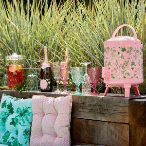 Stylowy piknik w kolorach lata. Fot. Rice